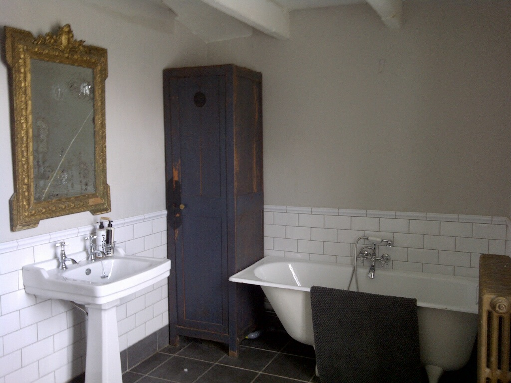 bathrooms | we bought a french house