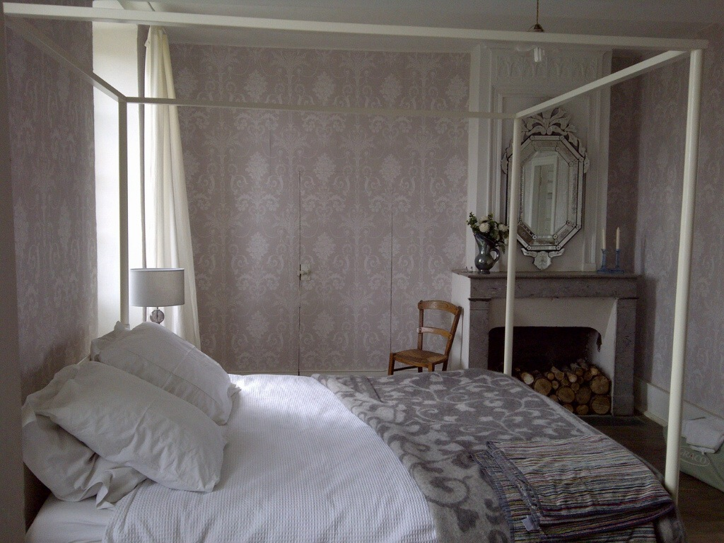 Laura ashley josette we bought a french house for Bedroom ideas laura ashley