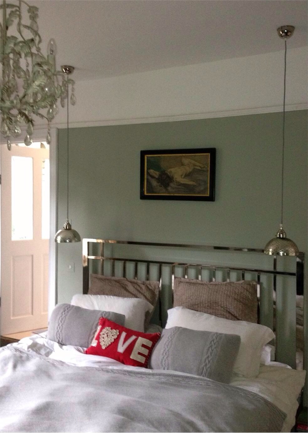 farrow and ball blue gray | we bought a french house