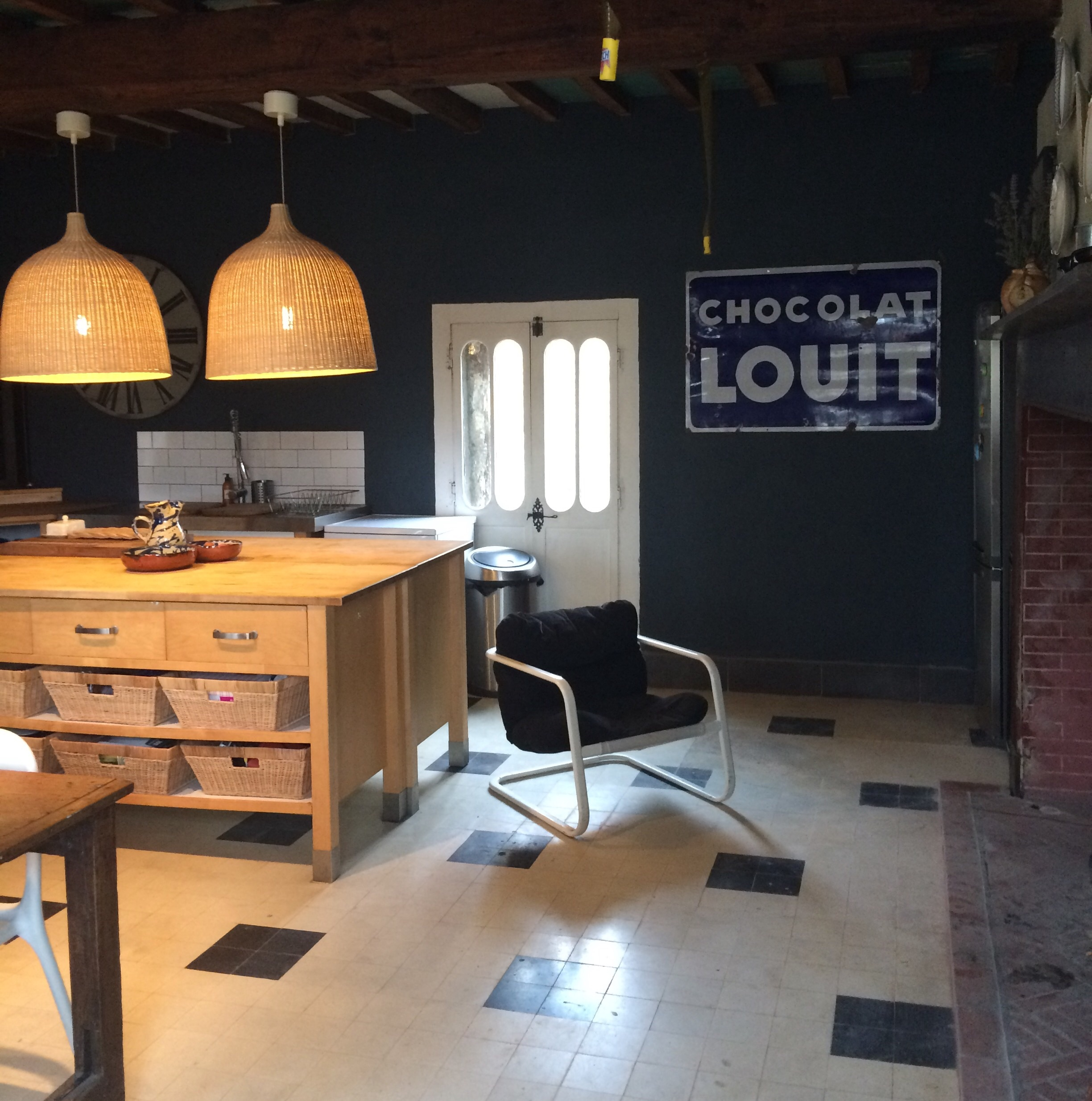 Overtly Olive Kitchen Paint: Farrow And Ball DO Deliver To
